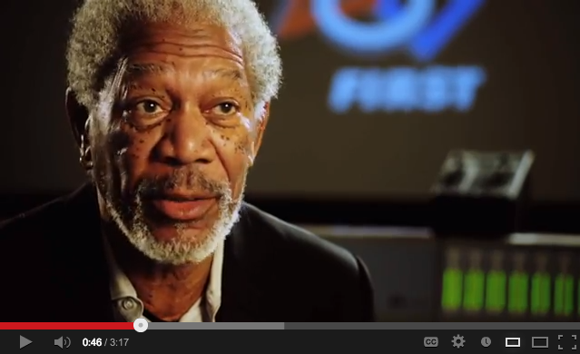 FIRST PROMO VIDEO 2011 FEATURING MORGAN FREEMAN